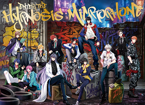 「Enter the Hypnosis Microphone」