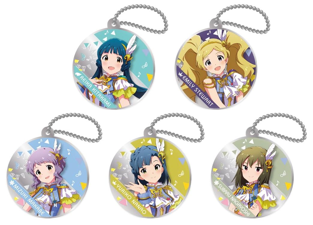 ミニチャーム(Princess:17種/Fairy:17種/Angel:18種)