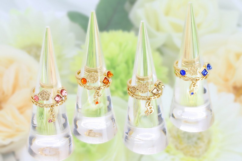 『A3!』Bloom Ring