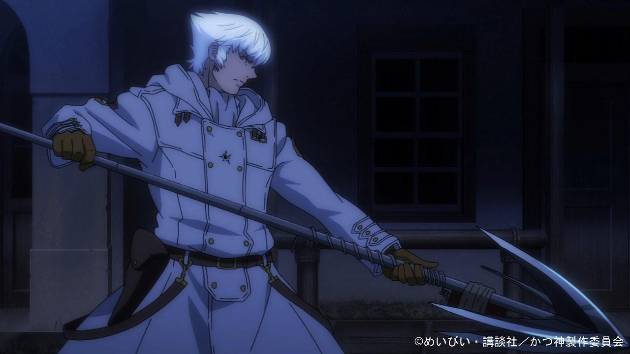 TVアニメ『かつて神だった獣たちへ』第2話あらすじ&場面カット公開!
