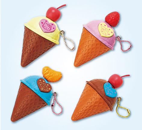 ■マスコット作り:アイスクリーム