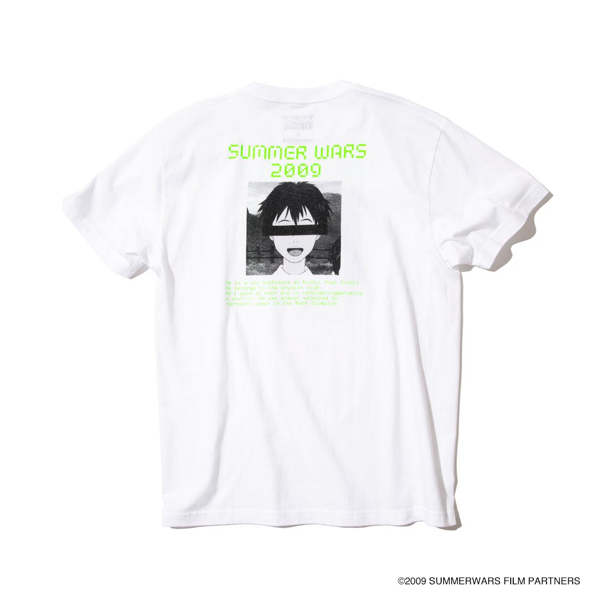 Tシャツ『容疑者健二』