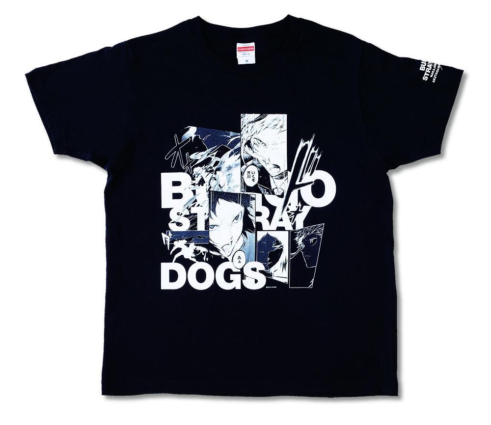 Tシャツ<敦&芥川>