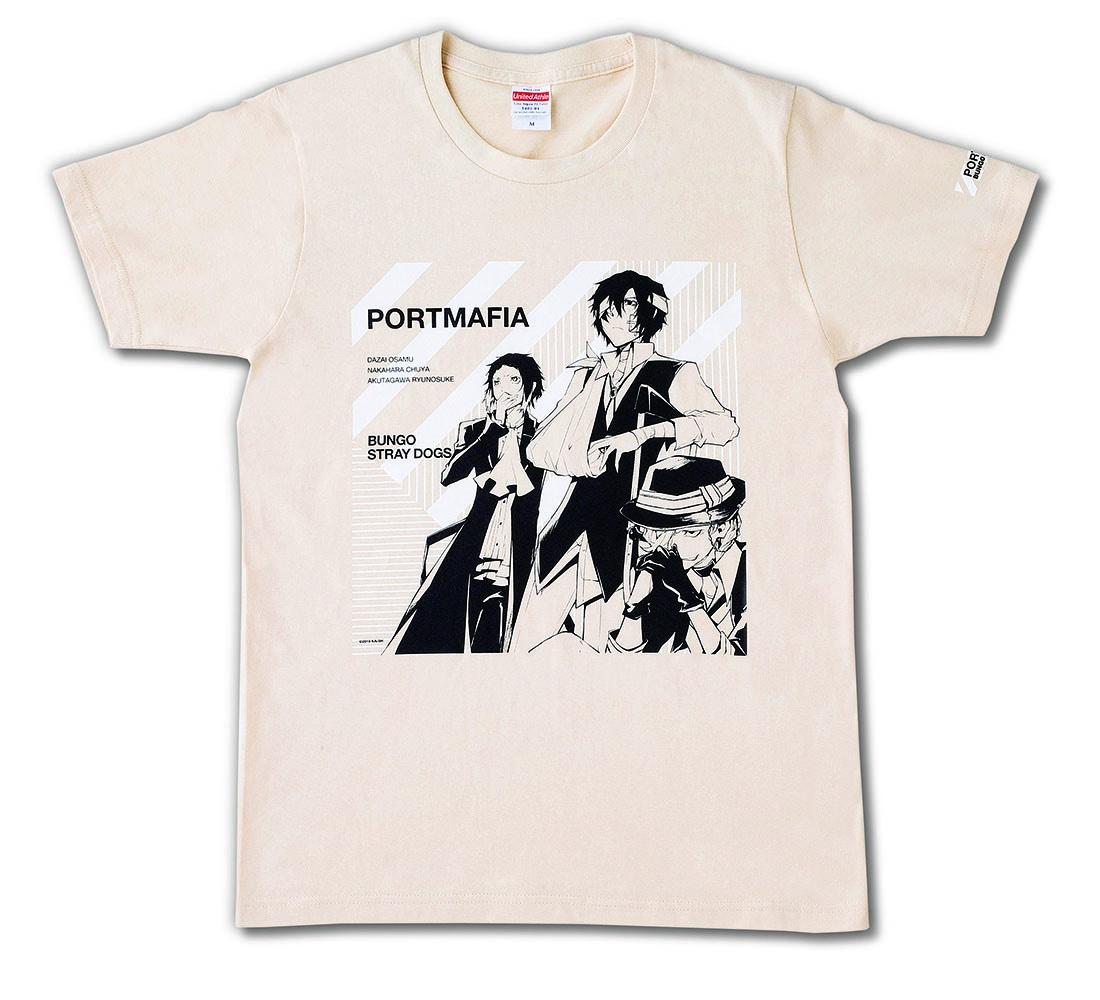 Tシャツ<ポートマフィア>