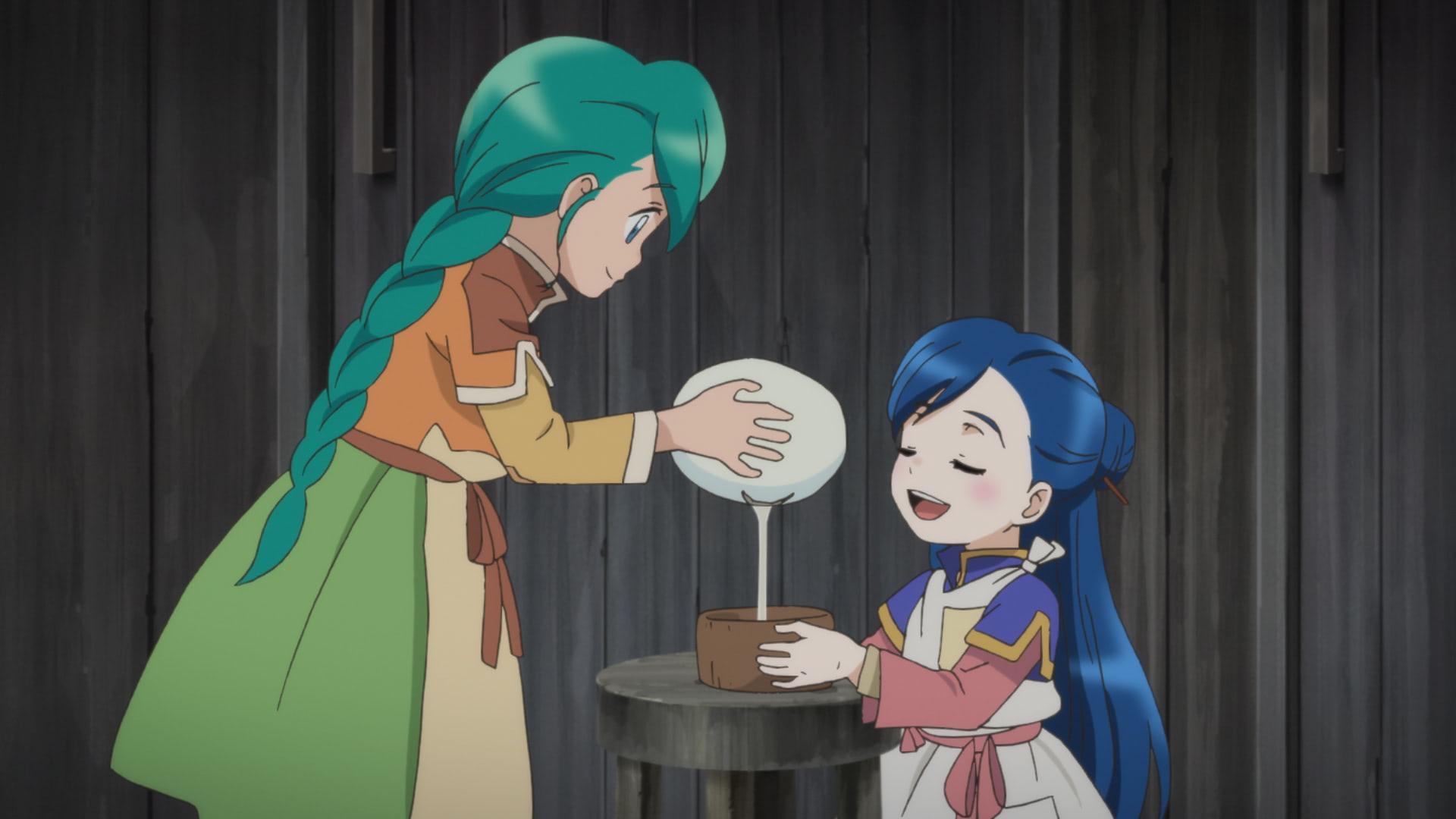 (C)香月美夜・TOブックス/本好きの下剋上製作委員会