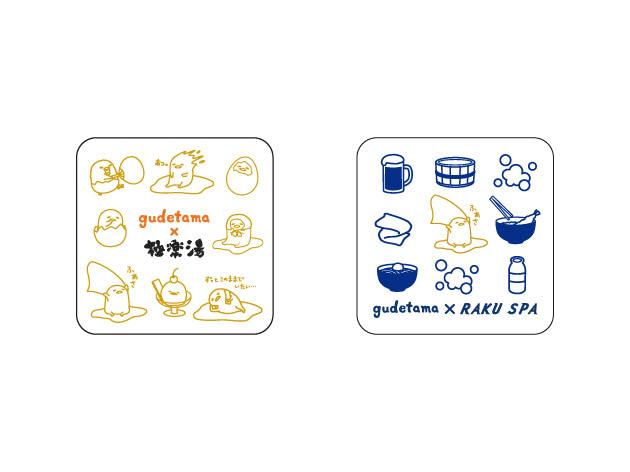 ハンドタオル 各310円(税抜)