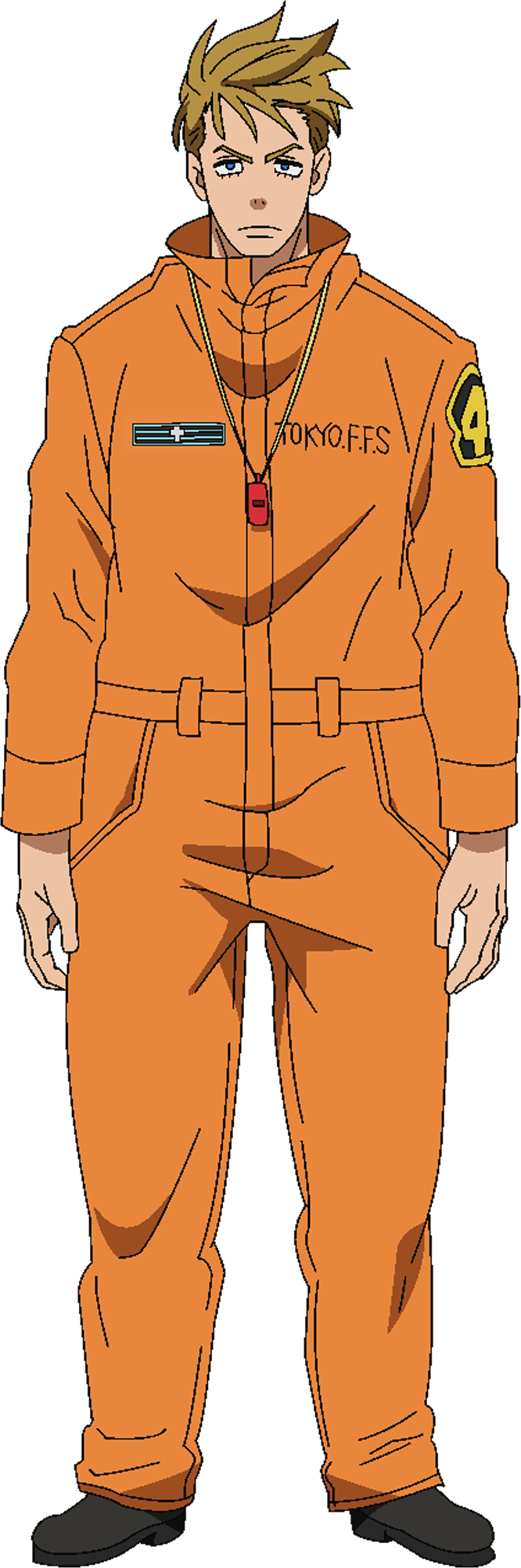 キャラ 隊 炎炎 消防 ノ