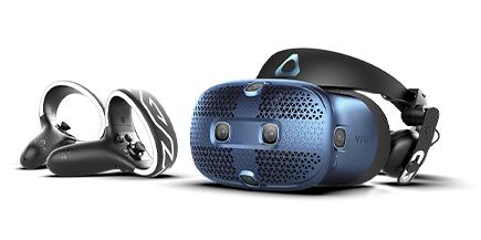 VRヘッドセット VIVE COSMOS