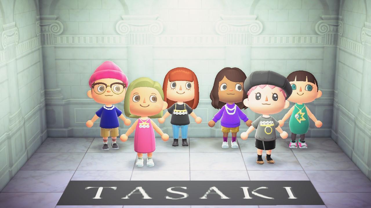TASAKIのオリジナルマイデザイン