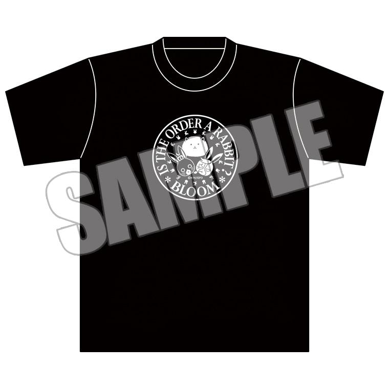 Tシャツ<Rabbit Circle>